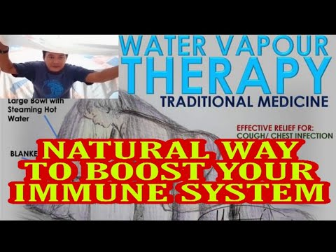 HOW TO BOOST IMMUNE SYSTEM IN EASY AND NATURAL WAY | TRADITIONAL MEDICINE | TAGALOG #Herbalmedicine
