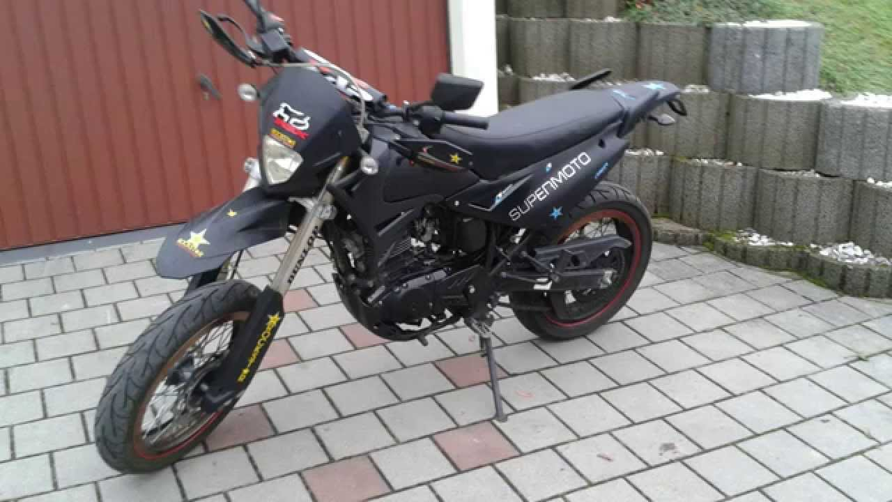 my kreidler supermoto 125 tuning story youtube. Black Bedroom Furniture Sets. Home Design Ideas