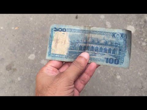 100 Taka 🇧🇩 Challenge  How Expensive is Bangladesh   Street Food Sylhet Travel VLOG