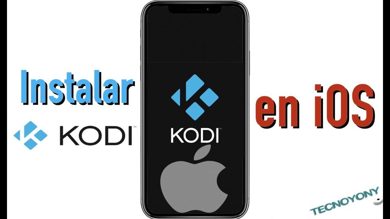 Kodi Iphone