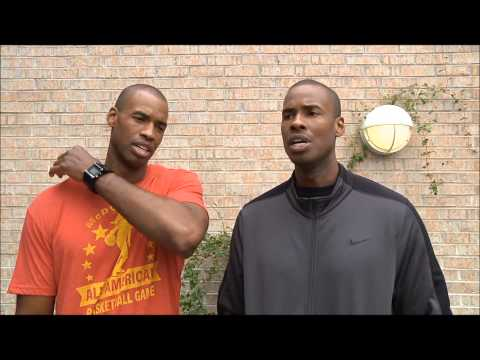 Jason and Jarron Collins talk about the YOU Belong Sports & Leadership Camp