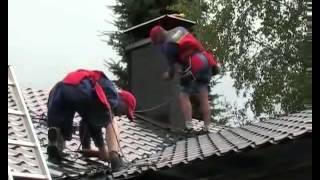 видео Металлочерепица Ruukki Monterrey (Руукки Монтерей) R50 Plus, R40 (50 и 40 лет гарантия)