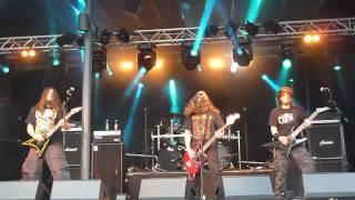 Vomitory - Blessed and Forsaken live @ Steelfest 2013, Hyvinkää