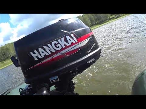 """Лодочный мотор """"Ханкай"""" (6 л. с.) - После перегрева....."""