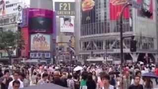 From Maebashi, Gunma to Shinjuku, Tokyo