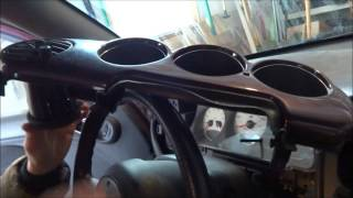 PT Cruiser Dash Light/Instrument Cluster Removal and Replacement
