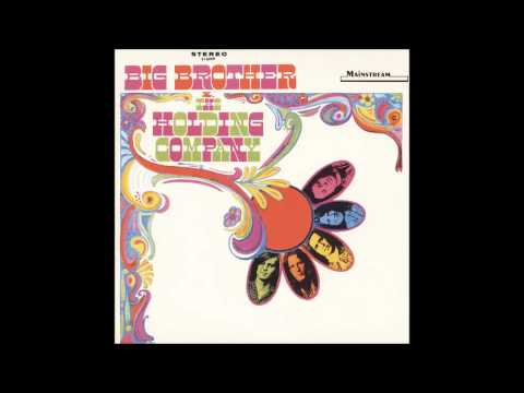 Janis Joplin - 7. Blind Man - Big Brother And The Holding Company