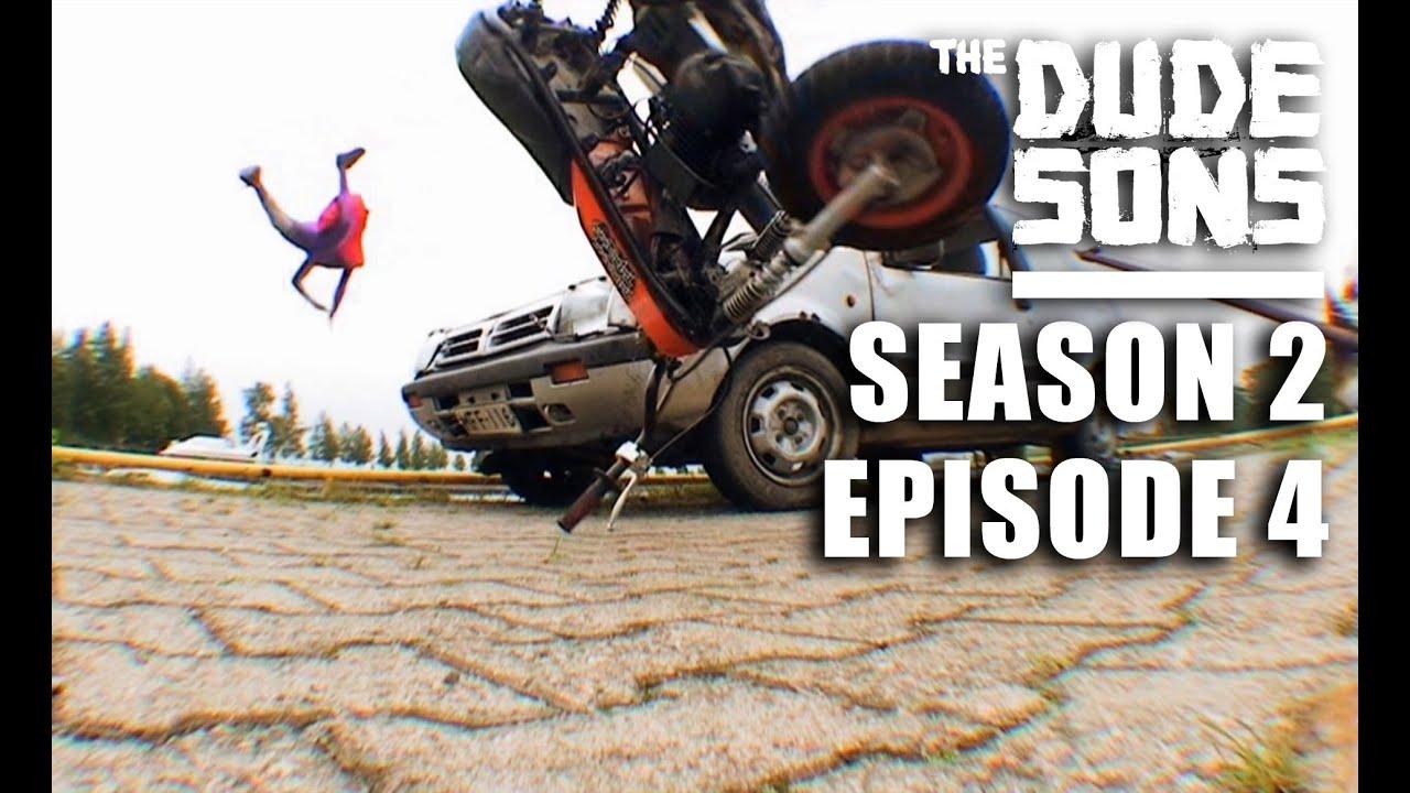 "Download The Dudesons Season 2 Episode 4 ""Super Heroes"""