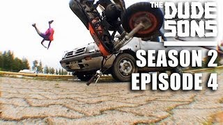 "The Dudesons Season 2 Episode 4 ""Super Heroes"""