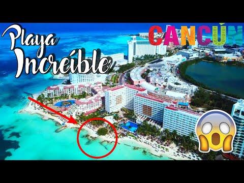 🔴 Fantástico Hotel TODO INCLUIDO 24 HRS en CANCUN | Playa IMPRESIONANTE 😱 | Costos (TIPS) LO VALE?