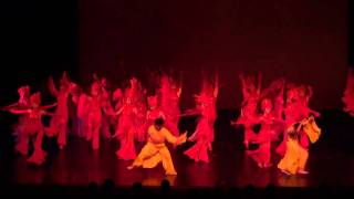 Repeat youtube video 《火舞風疾》(舞蹈) Fire in the Wind (Dance)