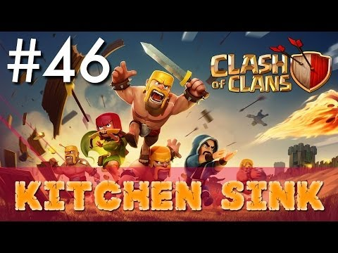 Clash Of Clans Single Player 46 Kitchen Sink