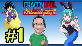 Dragon Ball Advanced Adventure - Parte 1 - Procurando as bolas do dragão!
