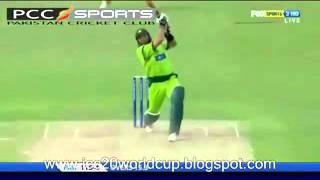 Pakistani Cricket Team Song For T20 World Cup 2012 .wmv