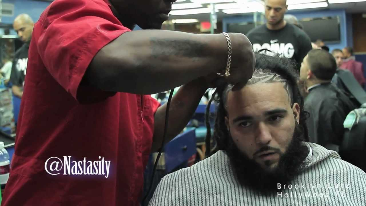 Realnastasity Vblog 2 Brooklyn Hair Cutz Barber You