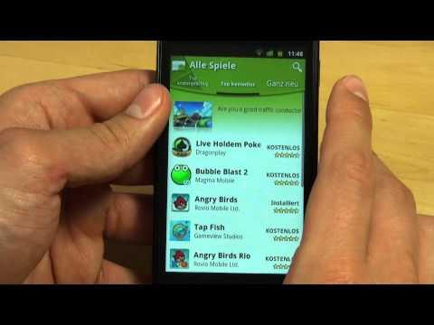 Samsung I9023 Google Nexus S Test Multimedia