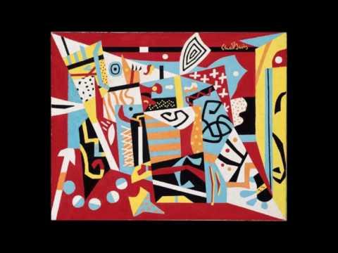 Stuart Davis 斯圖爾特·戴維斯(1892-1964) Early American modernist painter