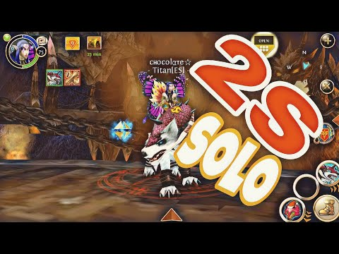 Order And Chaos Online: 2s Solo! Mage Ele