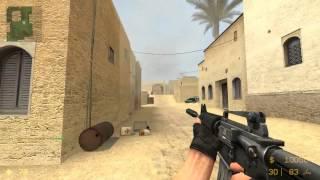 видео Counter-Strike Source v34