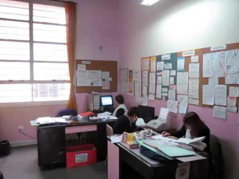 Oficina administrativa escuela rep blica de m xico for Oficinas de youtube mexico