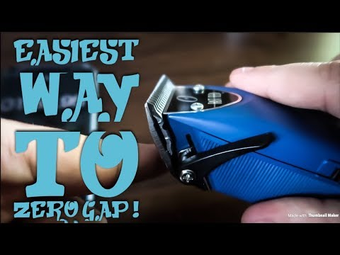 Zero Gap Oster Fast Feed| Easiest Way