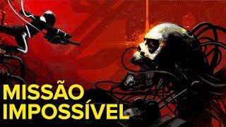 NEX MACHINA - Explosões aos CUBOS PS4 Pro 1080p