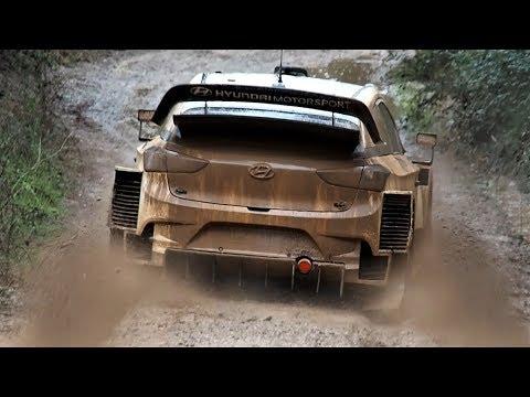 Rally Australia 2018 | Test Neuville - Huttunen - Mikkelsen By Jaume Soler