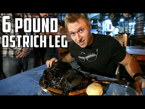 Furious World Tour | Argentina - World's Best Steak, 6lb Ostrich Leg, 6lb Tiramisu Eating Challenge