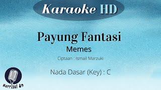 Payung Fantasi - Memes   Karaoke No Vokal   Nada Dasar : C   Herrizal 89