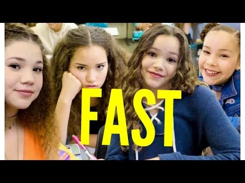 FAST | Haschak Sisters