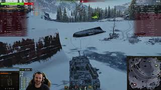 World of Tanks - ISU-152K - Glacier Carry