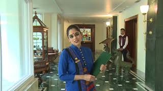 An amazing wish from The Oberoi Grand Kolkata