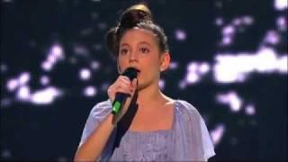 Serbia's got talent 2012 (semifinal) - Je ne regrette rien- Katarina Dumancic.flv