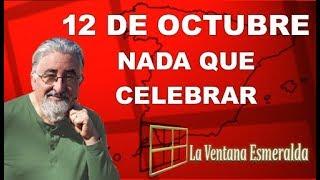 12 de octubre, nada que celebrar