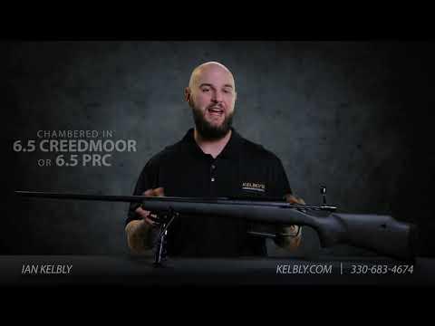 Kelbly KODA Production Rifle Overview
