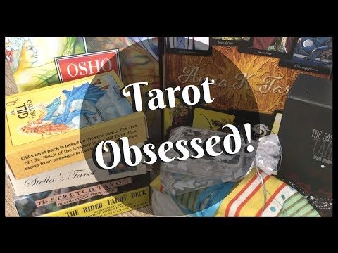 Tarot Obsessed - 16 Tarot Questions! Tag, you're it! 😉  #tarotobsessed