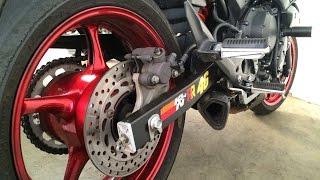 Yamaha XJ6 - Ponteira WR Encurtada + Coletor Original