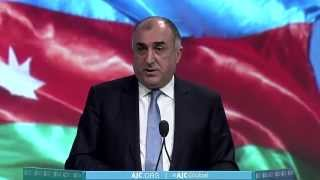 Minister Elmar Mammadyarov