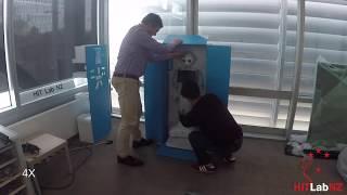 HIT Lab NZ: Pepper Robot Unboxing (2019-10-14)