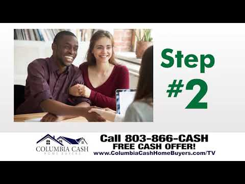 3 STEPS to Sell your House for Cash in COLUMBIA, SC. We buy Houses for Cash in Columbia & Lexington!