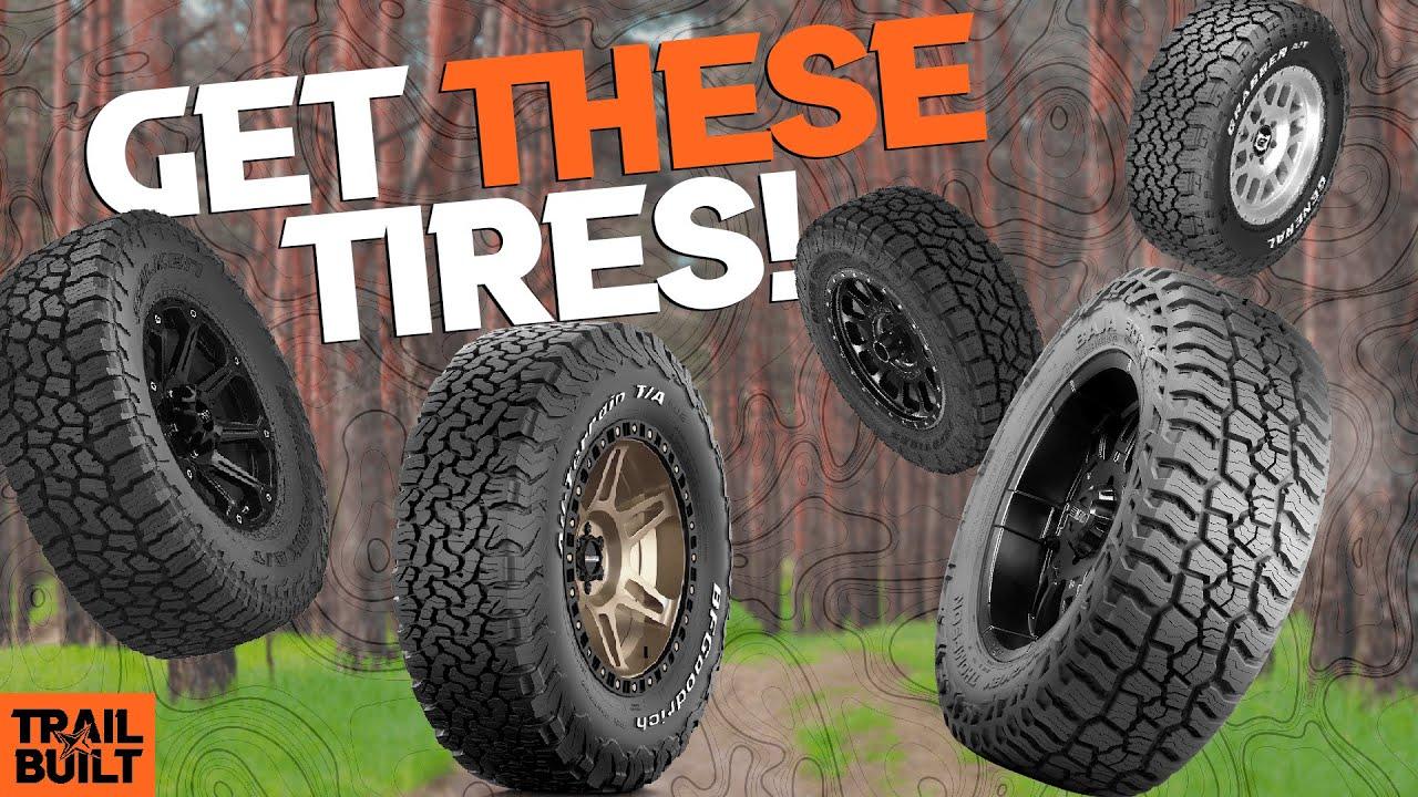 Best Tires for Overlanding in 2021