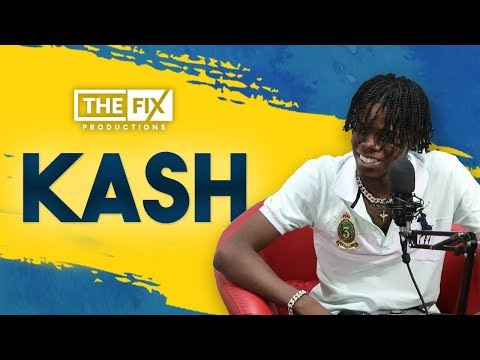 Kash Talks Chronic Law 'Good Weed' Collab, Being Family W/ The 6IX + Alkaline Comparisons