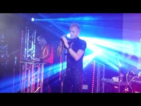 Modiga Agenter - Beatbox Live Halmstad 2016