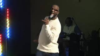 Rickey Smiley Brings Laughs & A Good Word To Van Moody's The Worship Center