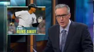 Keith Olbermann On Alex Rodriguez