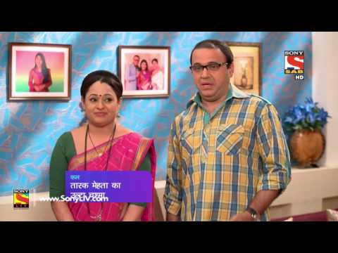 Taarak Mehta Ka Ooltah Chashmah - तारक मेहता - Episode 2205 - Coming Up Next
