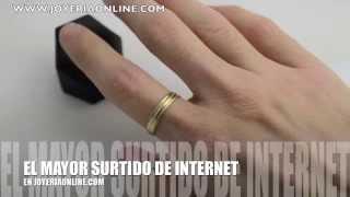 ANILLO DE BODA ARGYOR 5140037