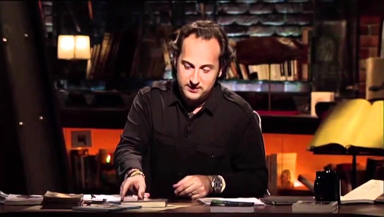 Iker Jiménez recomienda el libro 2012 Los enigmas del apocalipsis Maya en  Cuarto Milenio