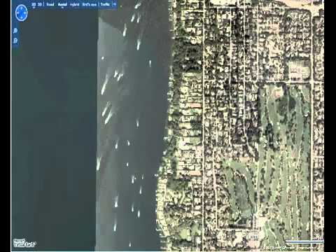 Live Satellite Maps YouTube - Real life satellite view