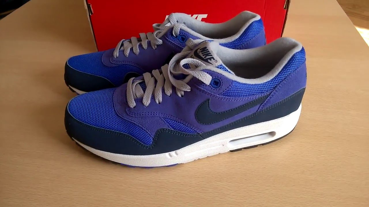 Unboxing butówshoes Nike Air Max 1 Essential 537383 501
